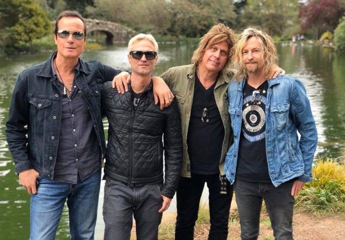 Stone Temple Pilots em San Francisco, 2018