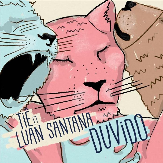 Tiê e Luan Santana - Duvido