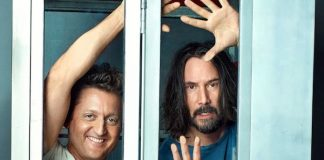 Bill & Ted - Alex Winter e Keanu Reeves