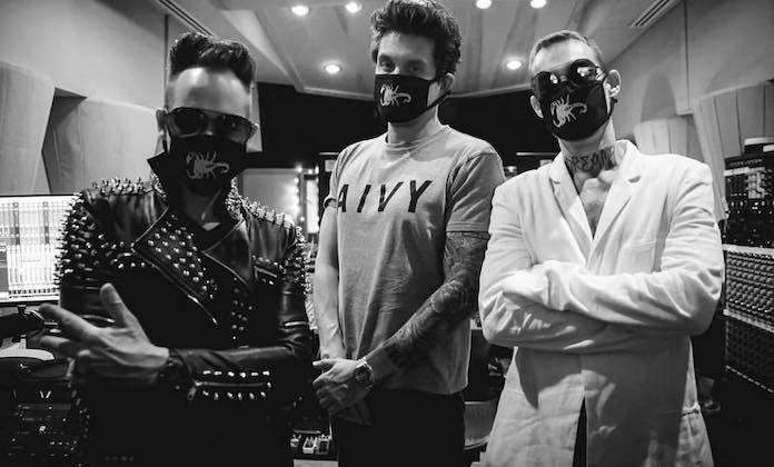 Daniel Johns, John Mayer e Luke Steele
