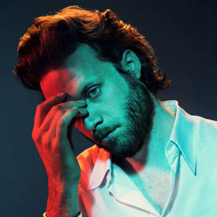 Father John Misty - God's Favorite Customer capa