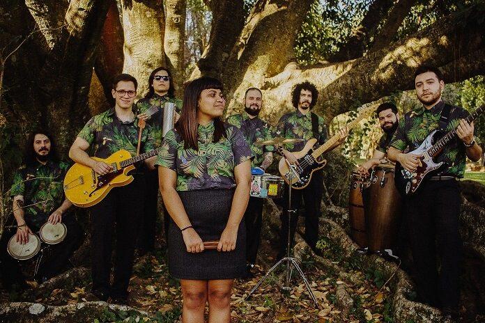 Sonido Chuli mostra sua cumbia psicodélica em EP de estreia