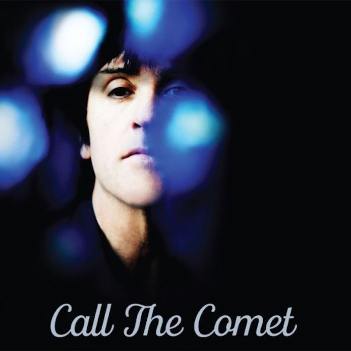 Johnny Marr - Call The Comet capa