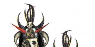 Mastodon - máscara Emperor of Sand