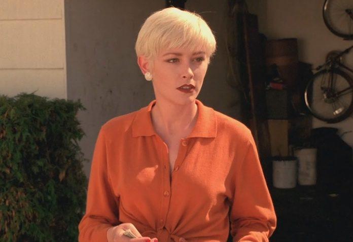 Pamela Gidley no filme Twin Peaks - Fire Walk With Me