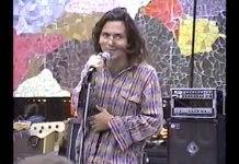 Pearl Jam 1991 Seattle