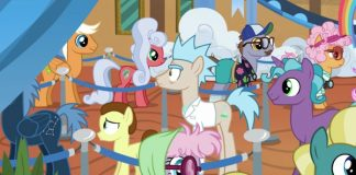 Rick and Morty em My Little Pony