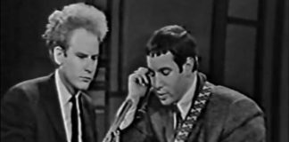 Simon & Garfunkel na TV, 1966