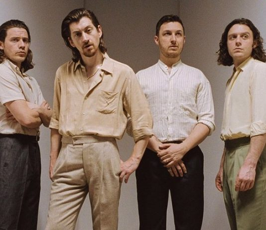 Arctic Monkeys (no Choque de Cultura?)
