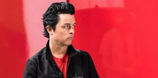 Billie Joe com o The Longshot