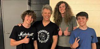 Bon Jovi e Contagious