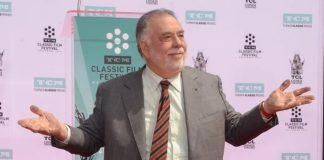 Francis Ford Coppola em 2016