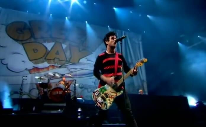 Green Day no Reading Festival 2013