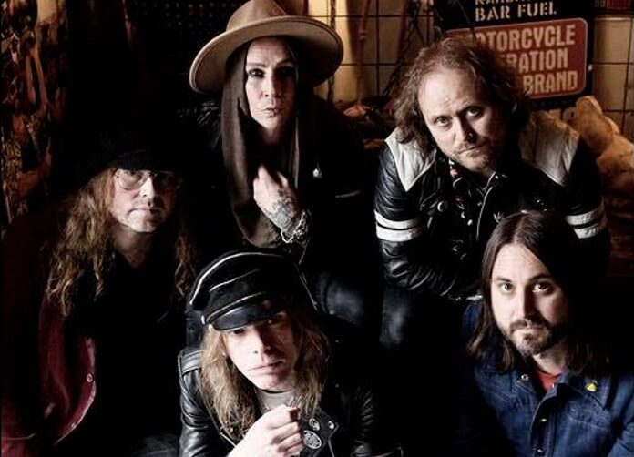The Hellacopters em 2018