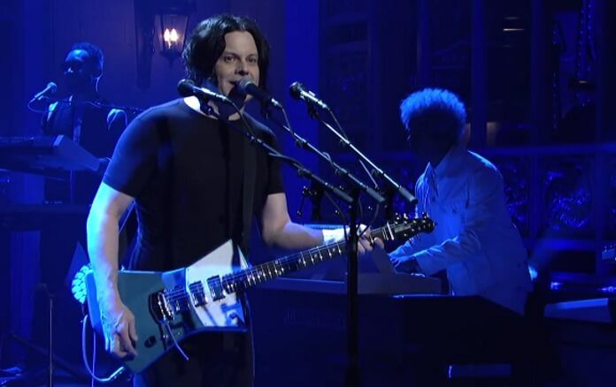 Jack White no Saturday Night Live