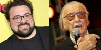Kevin Smith e Stan Lee