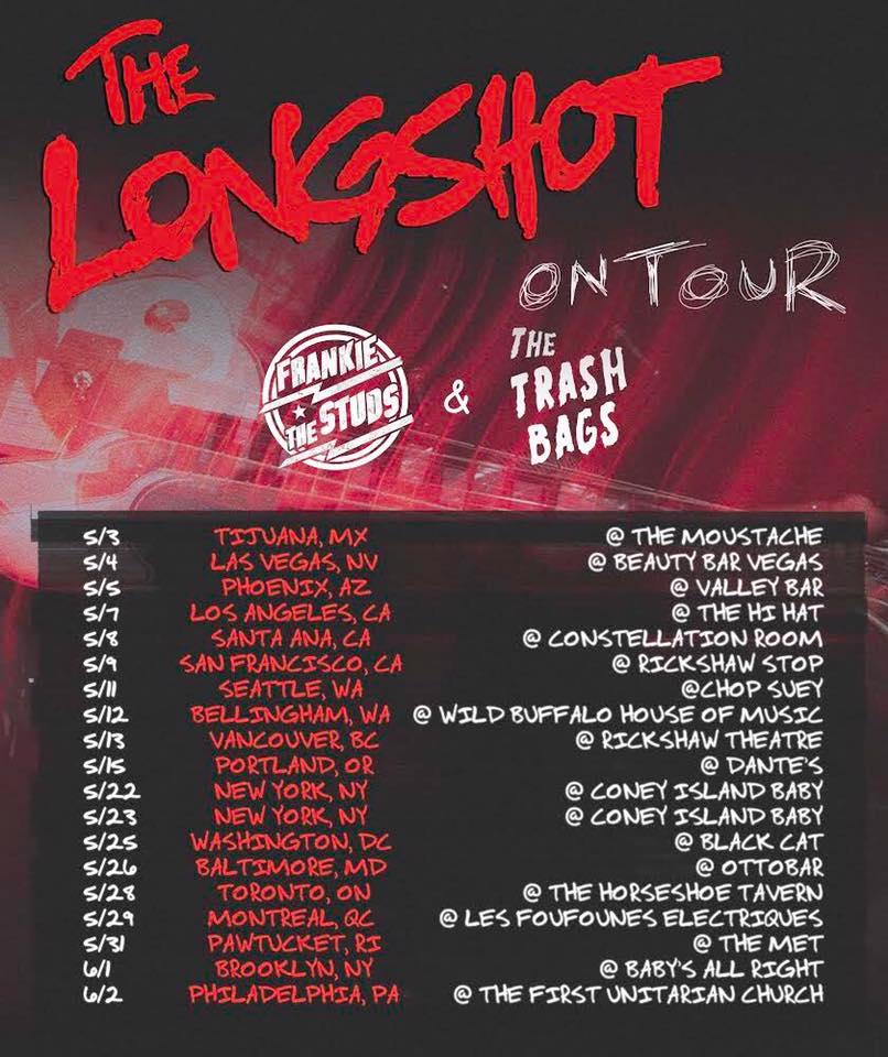 Turnê do The Longshot