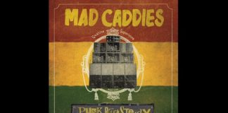 Mad Caddies - Punkrocksteady