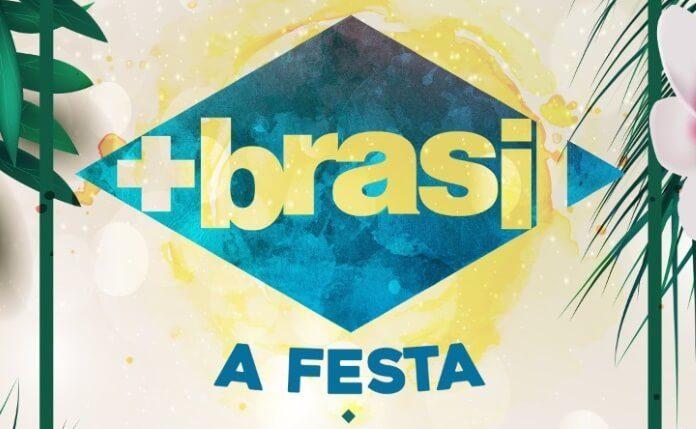 Mais Brasil - A Festa