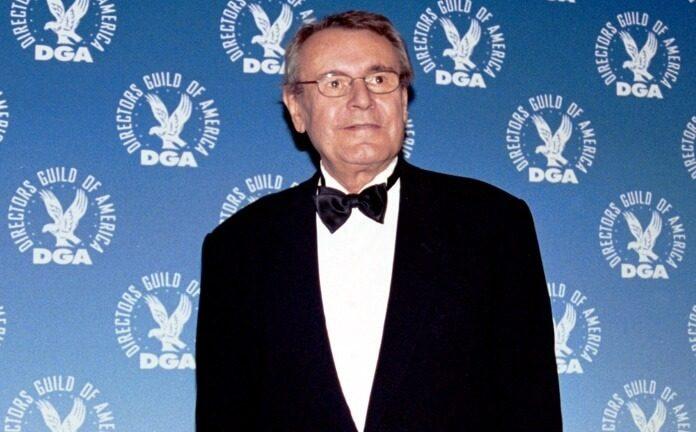 Diretor Milos Forman no DGA em 2003
