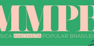Logo do Música Machista Popular Brasileira (MMBP)