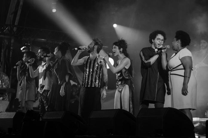 Músicos de Pernambuco no Festivália / Rio2C