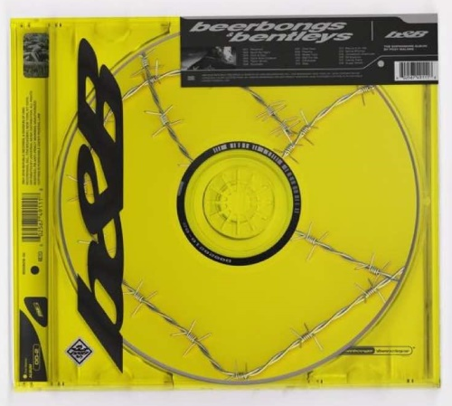 Post Malone - beerbongs & bentleys
