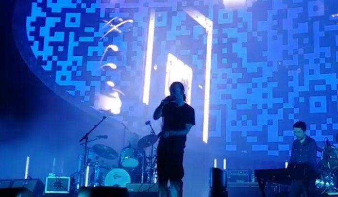 Radiohead na Argentina, 2018