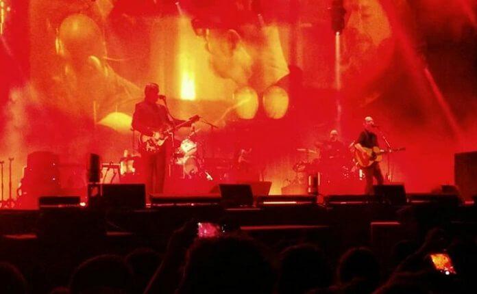 Radiohead no Chile em 2018