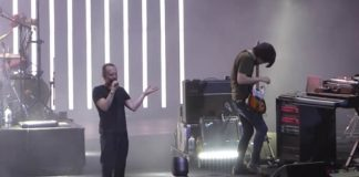 Radiohead em Lima, Peru, 2018