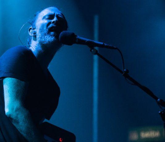 Radiohead no Rio de Janeiro