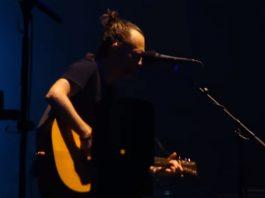Thom Yorke com o Radiohead no Rio de Janeiro