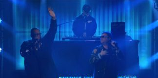 Run The Jewels no programa de Stephen Colbert
