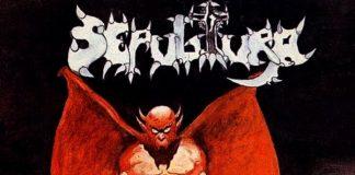 """Novo disco de estúdio do Ghost, """"Prequelle"""", tem uma capa com elementos que também aparecem em """"Bestial Devastation"""", EP do Sepultura lançado em 1985."""