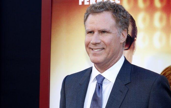 Will Ferrell na estreia de The House em 2017
