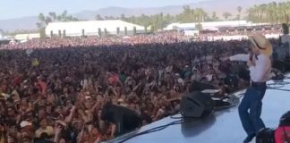 Yodel Boy no Coachella