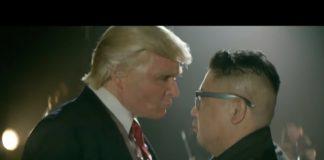 30 Seconds to Mars utiliza imitadores de Trump e Kim Jong-Un no programa de James Corden
