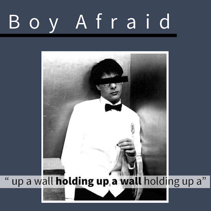 Boy Afraid - novo EP