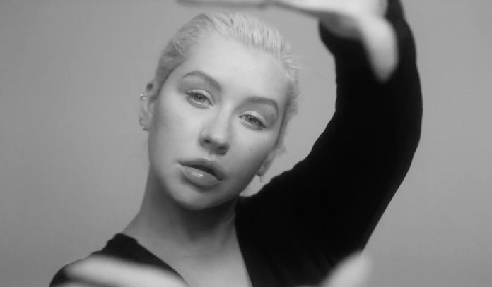 Christina Aguilera - novo clipe