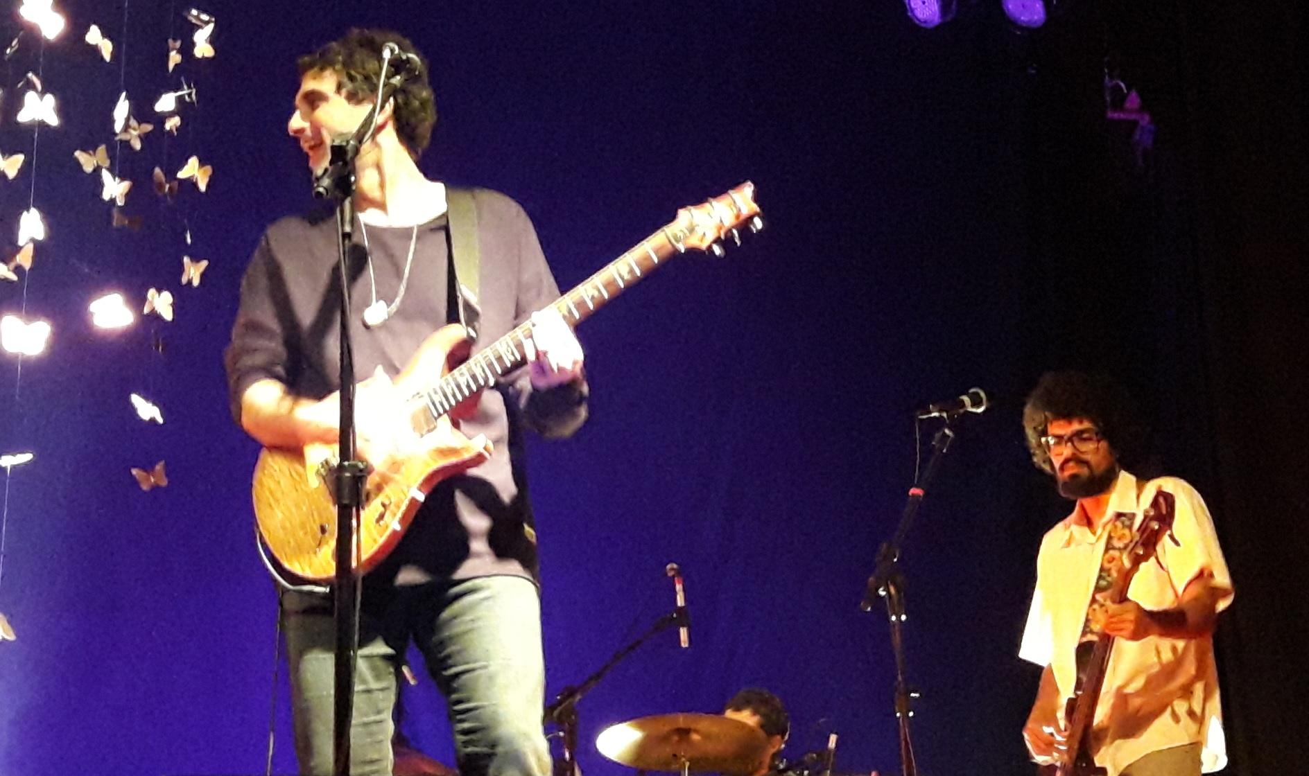 Davi Moraes e João Gabriel