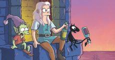 Disenchantment, nova série de Matt Groening para a Netflix