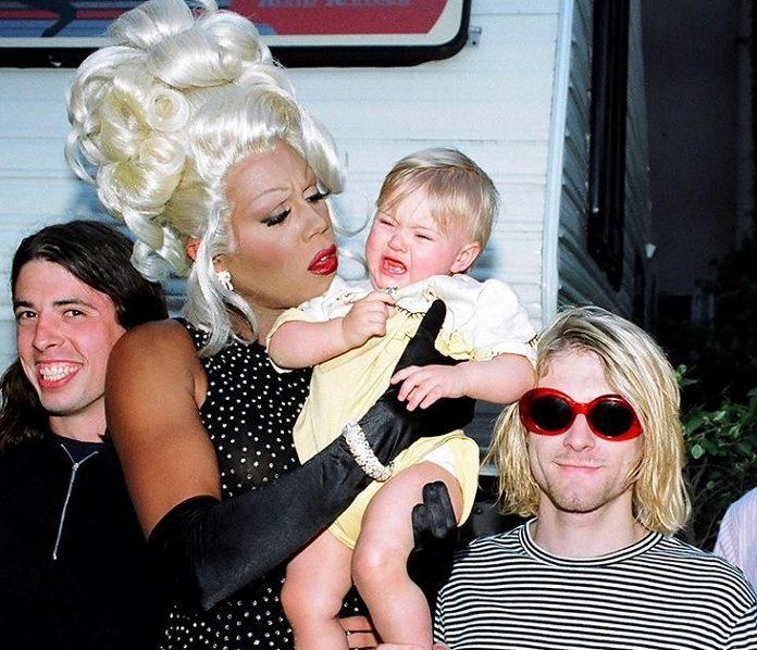 Frances Bean Cobain, Ru Paul