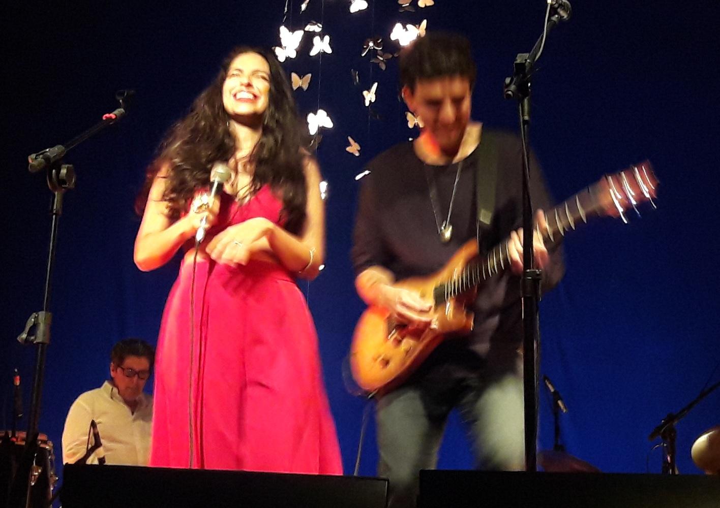 Illy e Davi Moraes