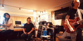 KT Tunstall e Mike McCready (Pearl Jam) fazendo cover de Tom Petty