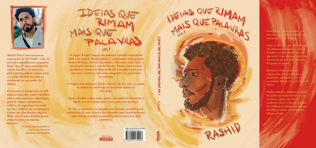 Rashid - Ideias que rimam mais que palavras - Vol. 1