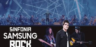 Sinfonia Samsung Rock