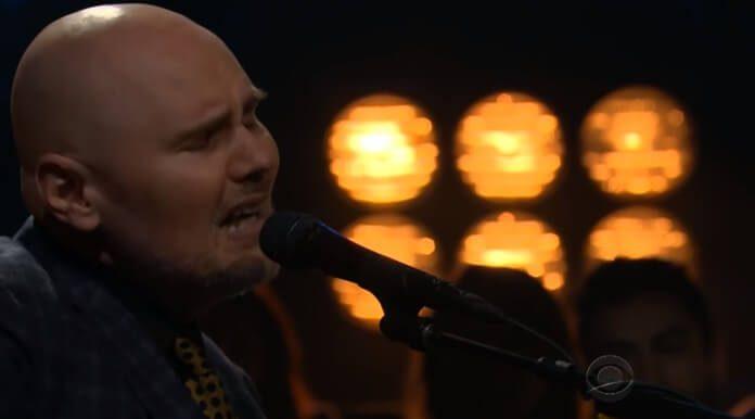 Billy Corgan na televisão