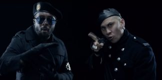 "Clipe de ""Ring The Alarm"", do The Black Eyed Peas"