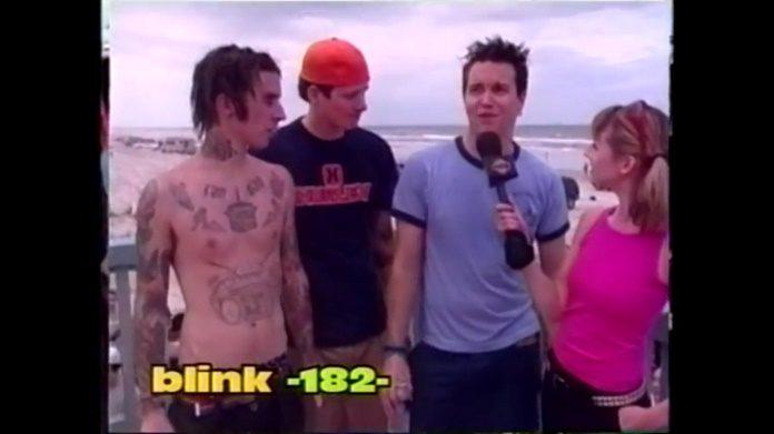 Blink-182 em Daytona Beach, 2000