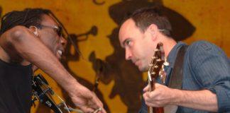 Boyd Tinsley e Dave Matthews